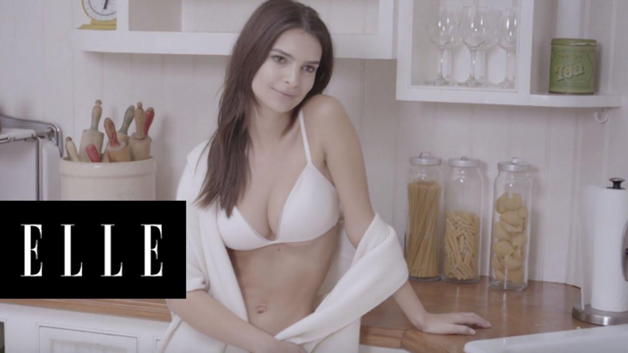 First Moments mit Emily Ratajkowski für Elle