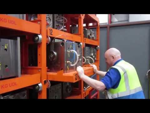 Mould Tool Racking