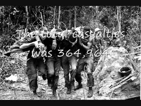 Vietnam Casualties (SOME DISTURBING IMAGES)