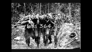 Vietnam Casualties (SOME DISTURBING IMAGES)