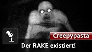 Cover images 🎧 Der RAKE existiert! - #Creepypasta Deutsch/German