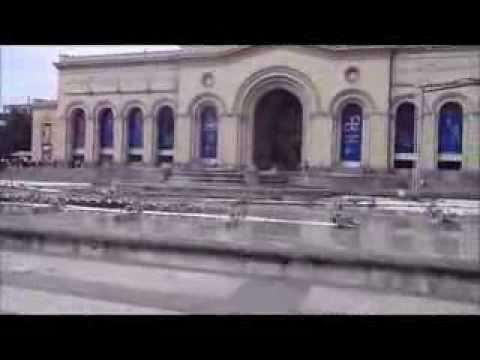 My trip to the capital of Armenia called Yerevan