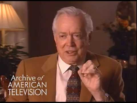 """Hugh Downs discusses """"The Tonight Show"""" with Jack Paar - EMMYTVLEGENDS.ORG"""