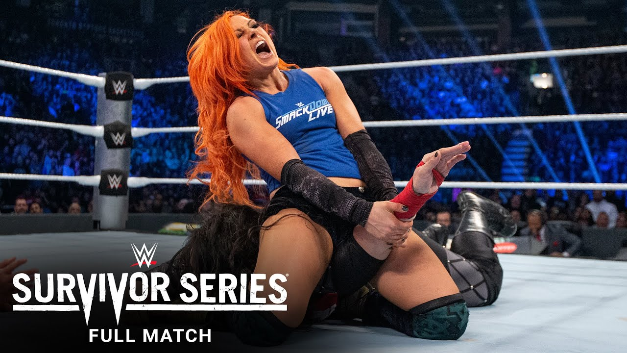Download FULL MATCH - Team Raw vs. Team SmackDown – Women's Elimination Match: Survivor Series 2016