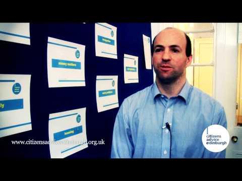 Volunteering experiences     Citizens Advice Edinburgh