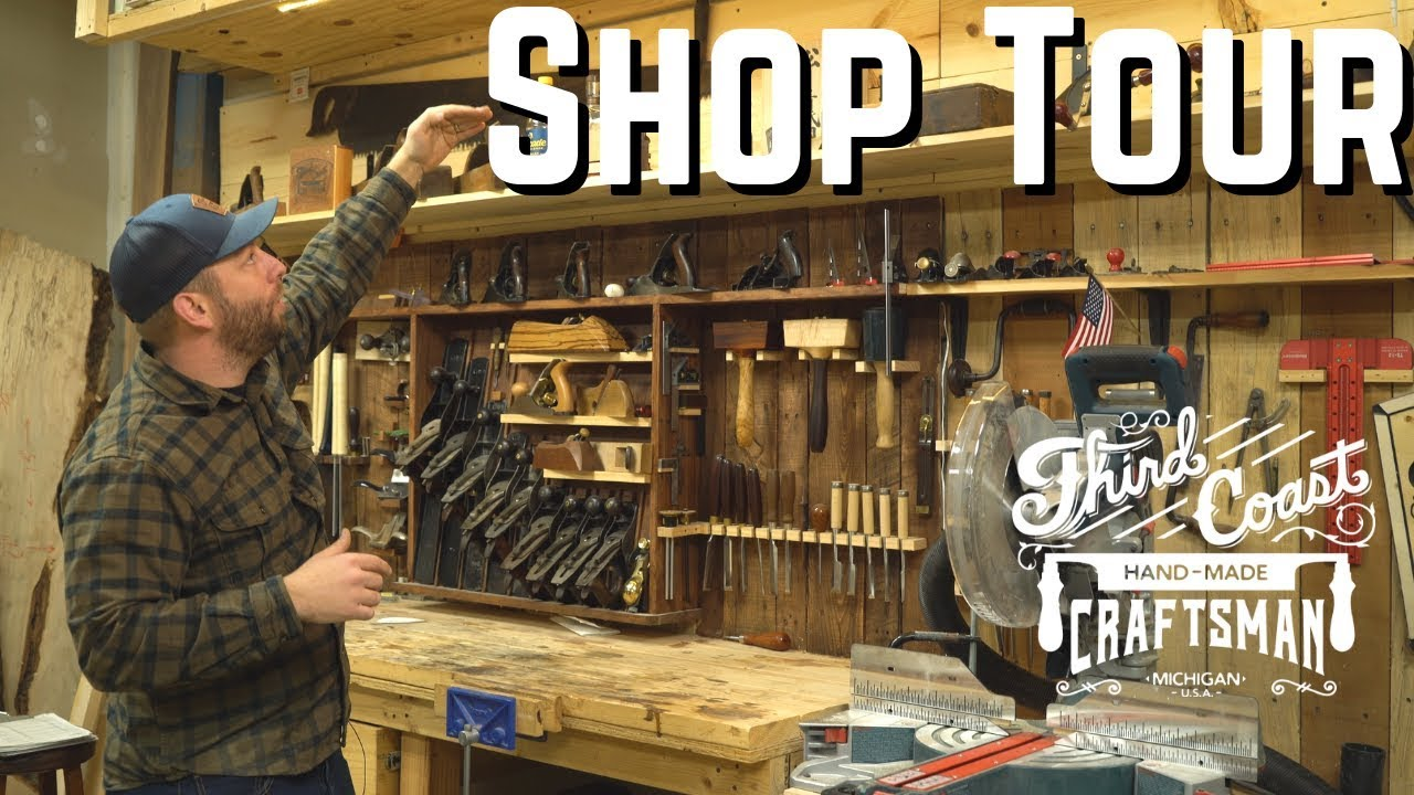 Shop Tour | Future Of The Channel | Sponsors