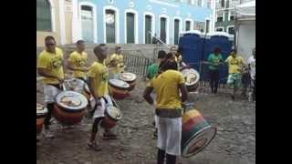 Olodum no Pelourinho - São João da Bahia