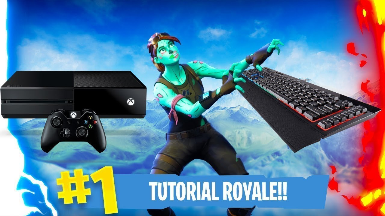 How to Use Keyboard and Mouse on Xbox One for Fortnite ...