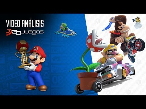 Mario Kart 8  - Vídeo Análisis 3DJuegos