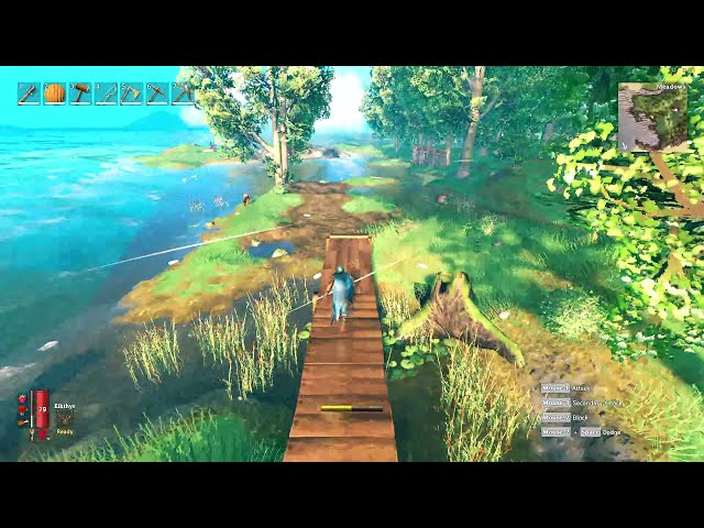 Valheim Multiplayer - Taking it Easy