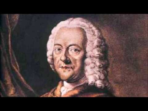 Telemann - TWV 51:G4 - CONCERTO FOR VIOLN, STRINGS AND BASSO CONTINUO G MAJOR