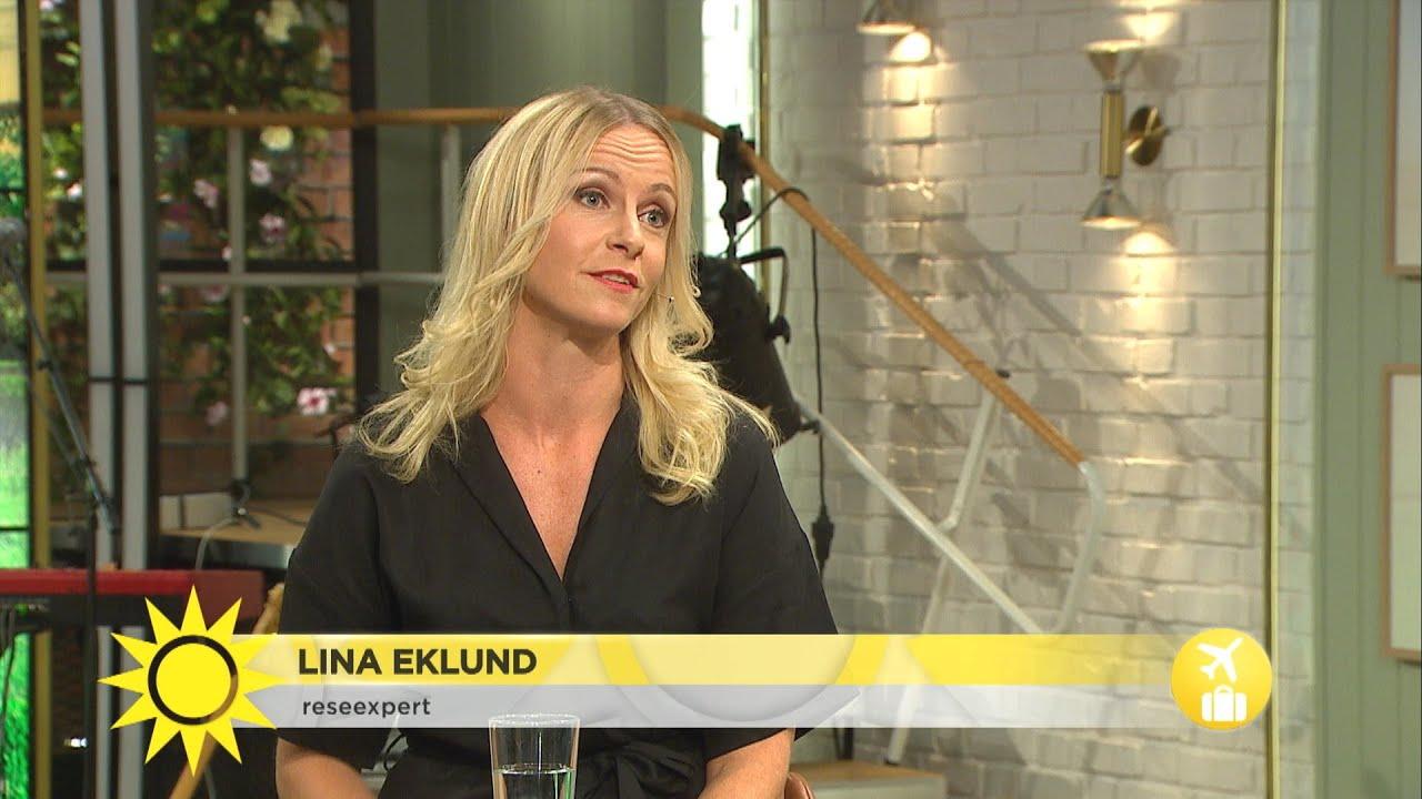 Här är länderna svenskarna vill skippa på semestern  - Nyhetsmorgon (TV4)