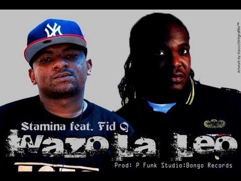 Wazo La Leo - Stamina Ft Fid Q (Audio + Lyrics)