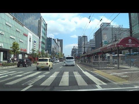 【2018年版】岡山市ぐるぐるドライブ【市街広域周回】