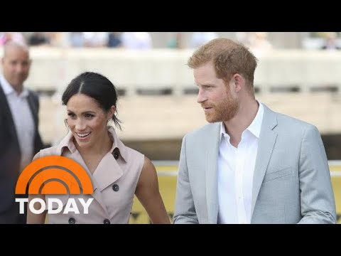 How Meghan Markle, Duchess Of Sussex, Is Adjusting To Royal Life  TODAY