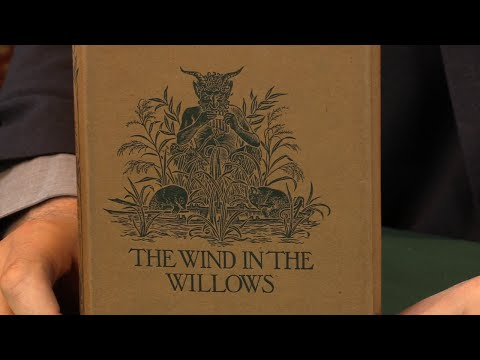 The Wind in the Willows, Kenneth Grahame. First Edition,1908. Peter Harrington Rare Books