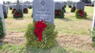 Houston National Cemetery Dec 13, 2014