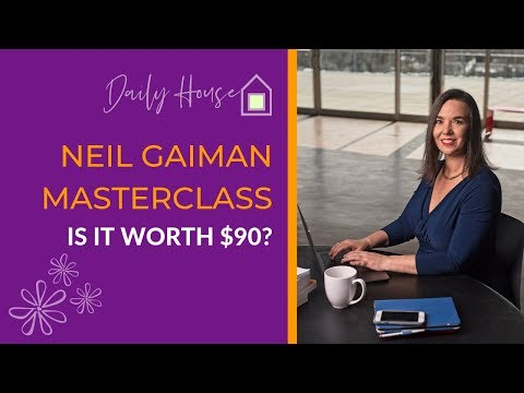 neil-gaiman-masterclass-review-and-an-invitation-to-write-with-me