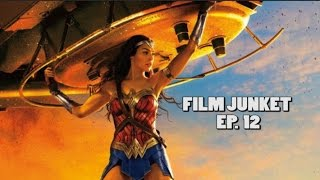 Wonder Woman Reactions, Zack Snyder Hate, and Rompers for Men - Film Junket Podcast Ep. 12