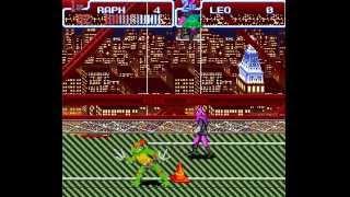 Download Video SNES Longplay [298] Teenage Mutant Ninja Turtles IV: Turtles in Time (a) MP3 3GP MP4