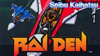 Raiden (Arcade/Seibu Kaihatsu/1990) [720p]