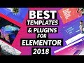 Best Elementor Templates and Plugins For Wordpress - CrocoBlock Review! 😍