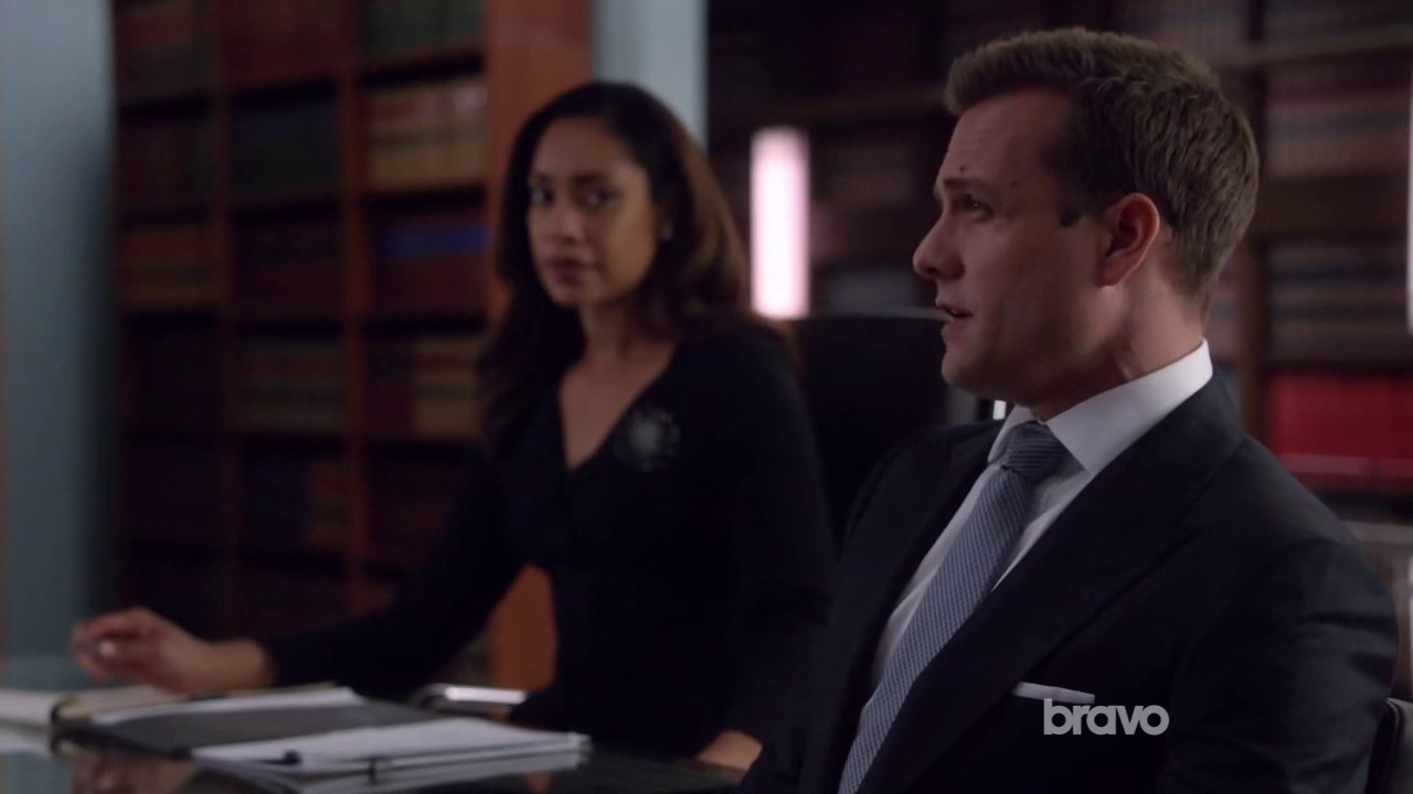 Download Suits - Mike owns Harvey in a Trial Run
