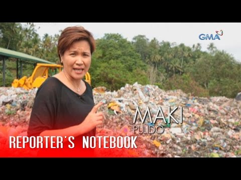 Reporter's Notebook: Bundok ng basura sa Iligan City, may da