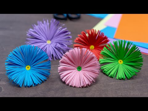 making-flowers-out-of-paper-|-how-to-make-easy-paper-flower-|-diy-paper-crafts