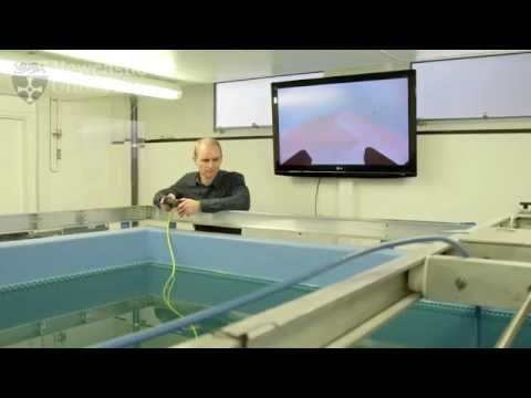 Improving Underwater Communications - Newcastle University