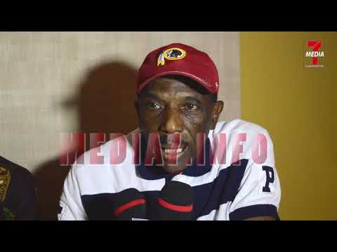 Gala de  Boxe: Adama Cissé promoteur de boxe