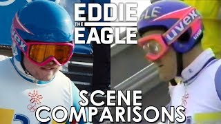 Eddie the Eagle (2016) - scene comparisons Thumb