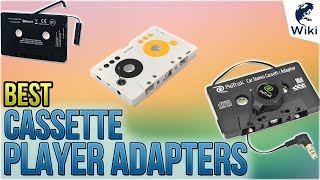 10 Best Cassette Player Adapters 2018
