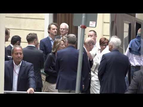 Serious security gaffe at Bilderberg 2016