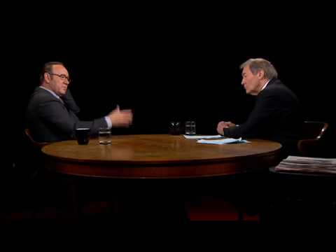 Charlie Rose Interviews Kevin Spacey About Bill Clinton