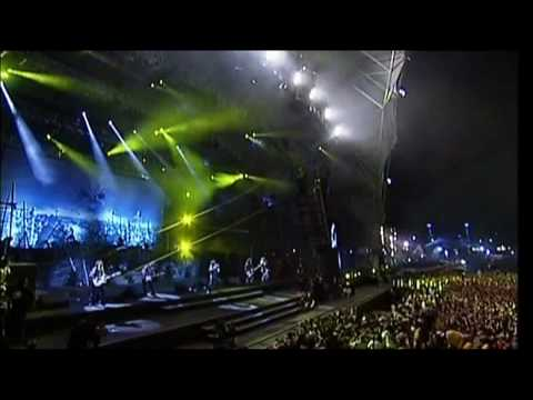 【HD16:9 ver.】 IRON MAIDEN The Wicker Man-Live-
