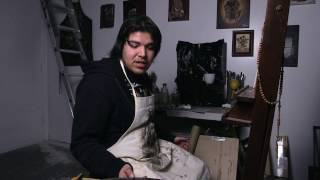 Part 1: Intro to Non-Toxic Oil Painting with Emmanuel Cervantes Mejia