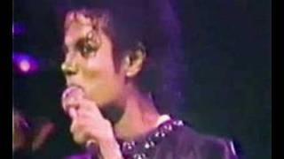 Michael Jackson - Human Nature - Black Shirt