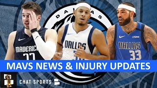 The dallas mavericks are on track to end their playoff drought once and for all this season, but luka doncic has had multiple injury scares throughout se...