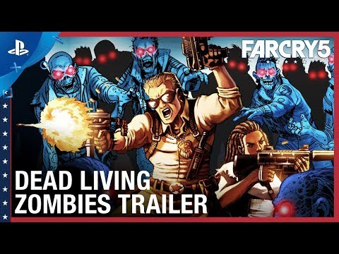 Far Cry 5 - Dead Living Zombies Trailer thumbnail