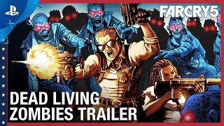 Far Cry 5 - Dead Living Zombies Trailer