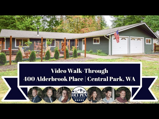400 Alderbrook Place | Central Park, WA | Video Walk-Through