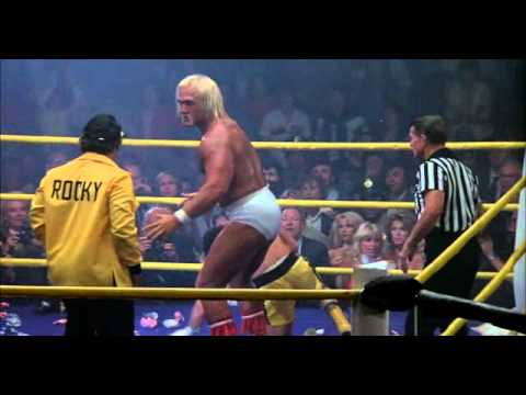 Hulk Hogan Vs Rocky