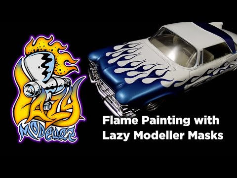 How To Paint Flames On Model Cars YouTube - Custom vinyl decals for rc carsimages of cars painted with flames true fire flames on rc car