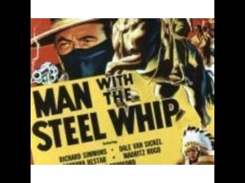 Man with the Steel Whip Chapter 1