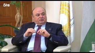"""الشوا لـ""""وطن"""": ملتزمون بقانون مكافحة الارهاب وغسيل الاموال"""