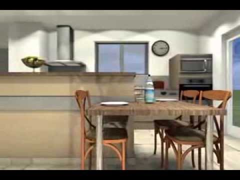 Lot central de cuisine youtube for Comilot central cuisine table