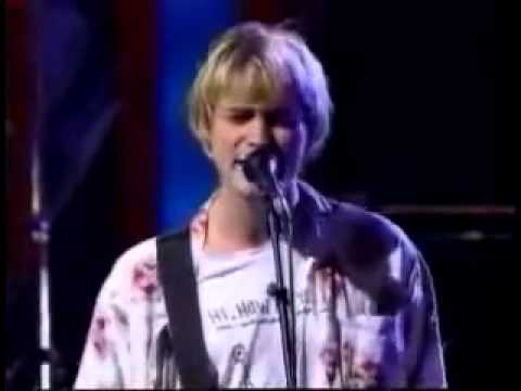 Nirvana - Rape Me/Lithium- MTV Video Music Awards 1992