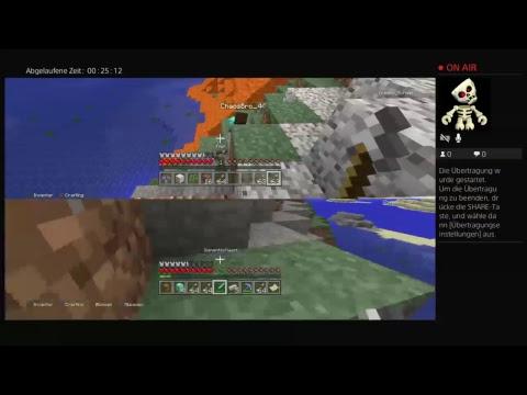 Creepy_Schnipi & ChaosBro_44 Minecraft - Der Männerabend