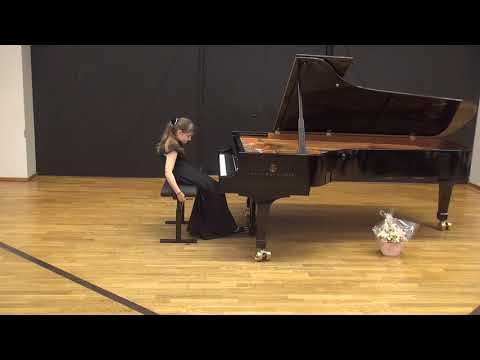 10.11.2017 Chamber hall of EAMT, Mira Marchenko and her students, Tallinn, Estonia. II-nd Part